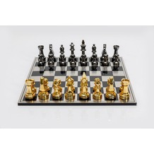 Kare Design Deko Objekt Chess 60x60cm