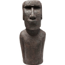 Kare Design Deko Objekt Easter Island 59cm Skulptur