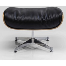 Kare Design Drehhocker Ponte Black