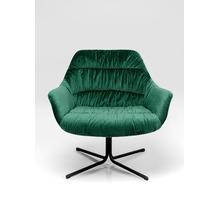 Kare Design Drehsessel Bristol Grün