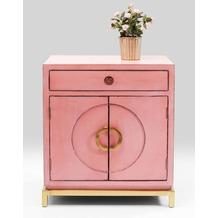 Kare Design Kommode Disk Pink
