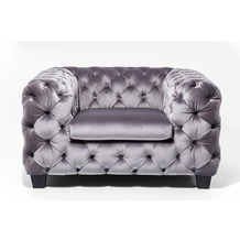 Kare Design Sessel My Desire Silbergrau