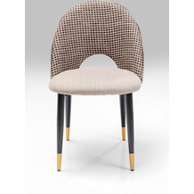 Kare Design Stuhl Hudson Beige