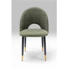 Kare Design Stuhl Hudson Grün