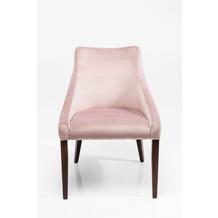 Kare Design Stuhl Mode Velvet Rose