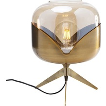 Kare Design Tischleuchte Golden Goblet Ball