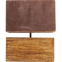 Kare Design Tischleuchte Wood Mocca