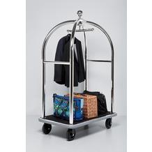 Kare Design VIP Gepäckwagen Vegas Silver