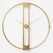 Kare Design Wanduhr Clip Ø107cm