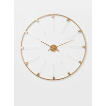 Kare Design Wanduhr Visible Sticks Ø92cm