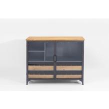 Kare Design Weinschrank Refugio 82 cm
