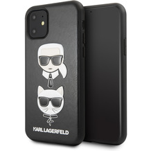 Karl Lagerfeld Choupette Embossed - Apple Iphone 11 - Cover Hülle Schutzhülle Case