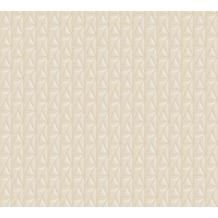 Karl Lagerfeld Wallpaper Vliestapete Kuilted beige creme 378441 10,05 m x 0,53 m