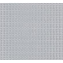Karl Lagerfeld Wallpaper Vliestapete Stripes silber 378505 10,05 m x 0,53 m