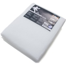 Zaba Anti-Rutsch Teppichunterlage Weiß 110 x 160 cm