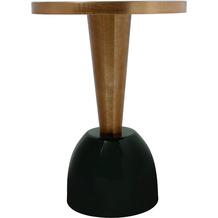 Kayoom Beistelltisch Art Deco 225 Mint / Dunkelgrün