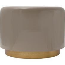 Kayoom Beistelltisch Art Deco 275 Grau