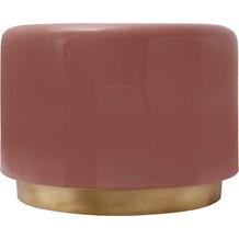 Kayoom Beistelltisch Art Deco 275 Rosa