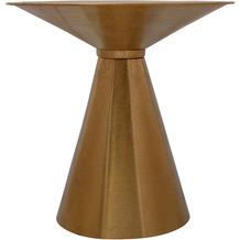 Kayoom Beistelltisch Art Deco 425 Gold