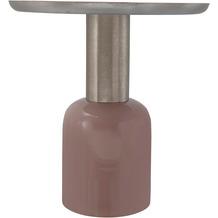 Kayoom Beistelltisch Art Deco 725 Altrosa / Silber