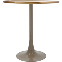 Kayoom Beistelltisch Art Deco 925 Elfenbein / Taupe