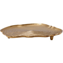 Kayoom Dekotablett Wood Art 425 Gold