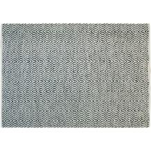 Kayoom Handwebteppich Aperitif 410 Grau 120 x 170 cm