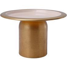 Kayoom Kuchenplatte Art Deco 125 Gold / Puderrosa