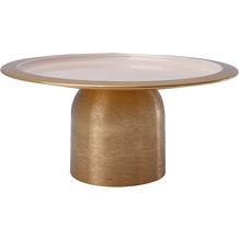 Kayoom Kuchenplatte Art Deco 325 Gold / Puderrosa