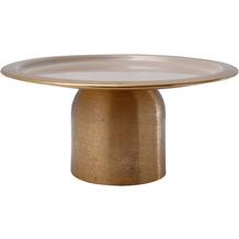 Kayoom Kuchenplatte Art Deco 325 Gold / Taupe
