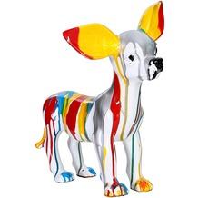 Kayoom Skulptur Chihuahua 120 Multi