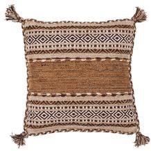 Kayoom Sofakissen Alhambra Pillow 335 Braun 45 x 45 cm