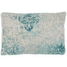Kayoom Sofakissen Nostalgia Pillow 275 Türkis 40 x 60 cm