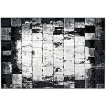 Kayoom Teppich Esperanto 325 Grau / Anthrazit 120 x 170 cm