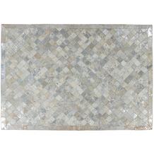 Kayoom Teppich Lavish 210 Grau / Silber 120 x 170 cm