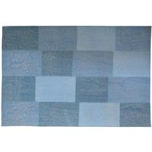 Kayoom Teppich Lyrical 110 Multi / Blau 120 x 170 cm