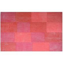 Kayoom Teppich Lyrical 110 Multi / Rot 120 x 170 cm