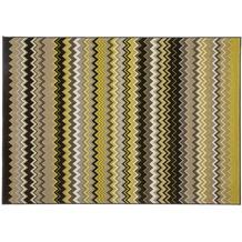Kayoom Teppich Now! 700 Multi / Gold 160 x 230 cm