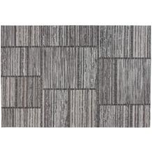 Kayoom Teppich Phoenix 112 Natur / Grau 120 x 170 cm