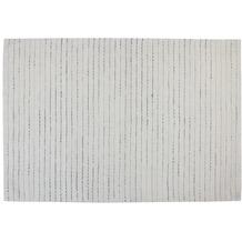 Kayoom Teppich Prime 110 Weiß / Grau 120 x 170 cm