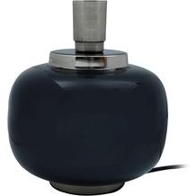 Kayoom Tischlampe Art Deco 225 Schwarz / Silber