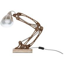 Kayoom Tischlampe Merop Teak