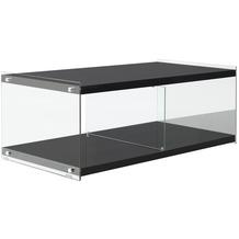 Kayoom TV-Tisch Elementary 125 glänzend Schwarz