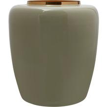 Kayoom Vase Art Deco 125 Mint / Gold