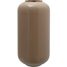Kayoom Vase Art Deco 225 Elfenbein / Gold