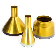 Kayoom Vasen 3er Set Culture 140 Gold / Mint / Pflaume / Grau