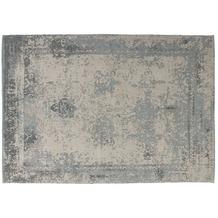 Kayoom Teppich Nostalgia 285 Grau 120 x 170 cm