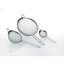 kela Küchensieb-Set Profi 3er Set, Durchmesser: 8cm, 14cm, 20cm