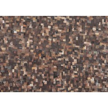 Kelii Patch Pattern braun 200x140cm