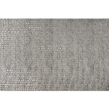Kelii Vintage-Teppich Bahama silber-weiss 80 cm x 150 cm
